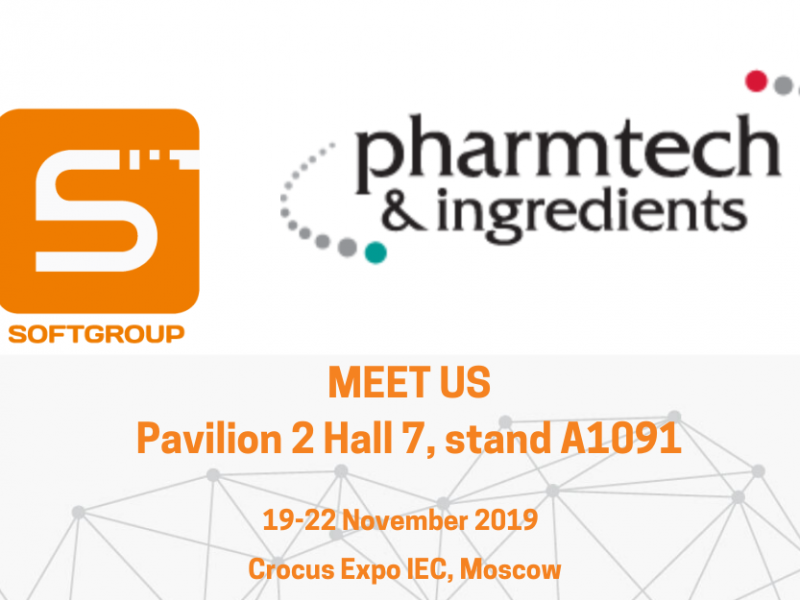 SoftGroup is participant is the largest exhibition in Russia 2019